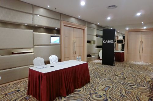 CASIO Calculator - Dealer Conferences @ Johor Bahru