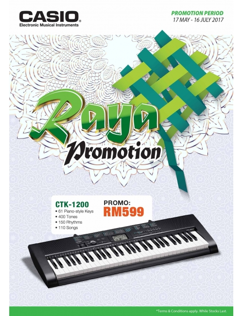 Raya Promotion-Come and grab Great Savings & Great Deals!
